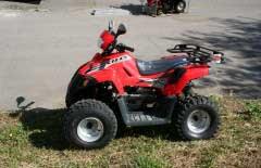 Квадроцикл Stels ATV 110D