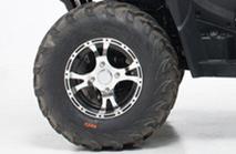 Квадроцикл CFMOTO CF500-X5, литые диски