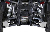 Квадроцикл CFMOTO CF800-Z8 EFI, подвеска