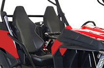 Квадроцикл CFMOTO CF800-Z8 EFI, сиденья
