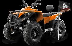 Квадроцикл Stels 800D EFI EPS электроусилитель руля
