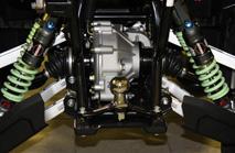 Квадроцикл Stels 800D EFI, подвеска