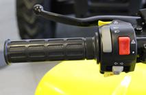 Квадроцикл Stels ATV 110D, ручка