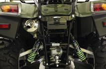 Квадроцикл Stels ATV 700GT, фаркоп