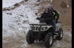 Видео Stels ATV 500GT