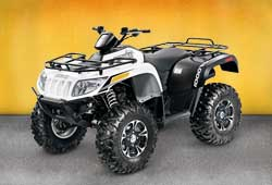 Квадроцикл Arctic Cat 1000 XT