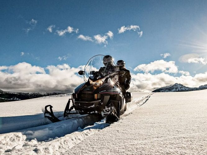 Arctic Cat Pantera – лучший снегоход для путешествий