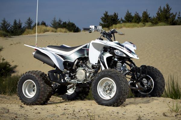 Квадроцикл Yamaha YFZ450
