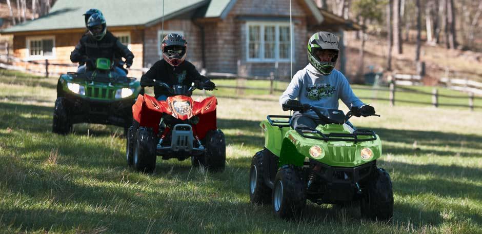 Детские квадроциклы