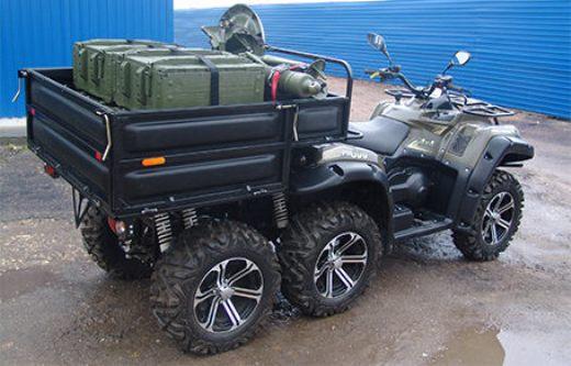 Квадроцикл РМ-500 6х4