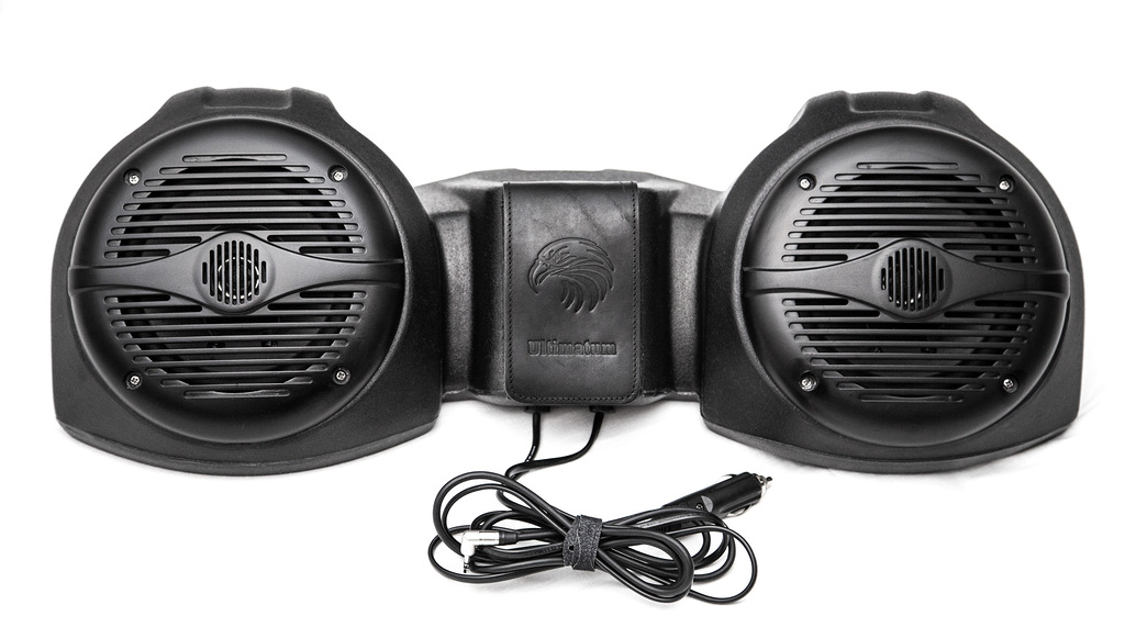 Аудиосистема для мототехники ULTIMATUM