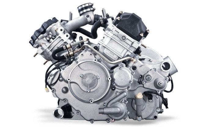 Двигатель для квадроцикла