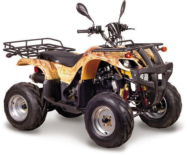 Ходовые характеристики летнего варианта Apache Track 200 cc