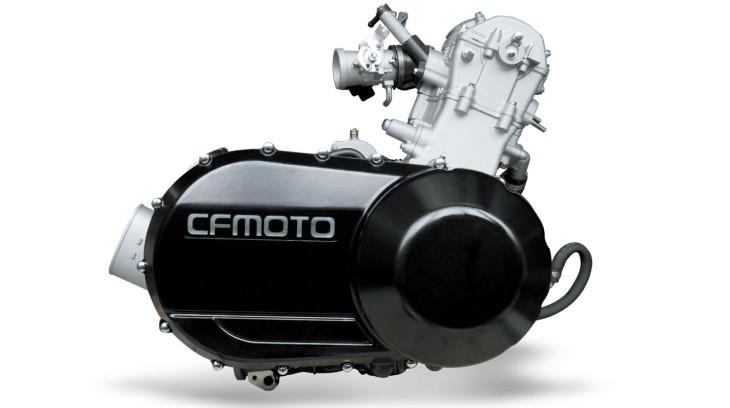 Китайский двигатель для квадроцикла
