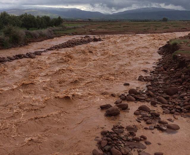 Марокканские дожди