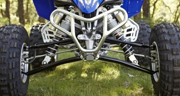 Подвеска спортивного квадроцикла