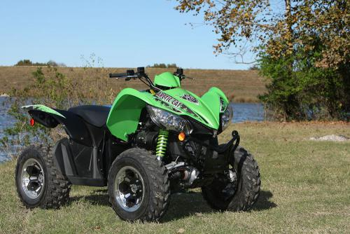 Спортивный квадроцикл Arctic Cat