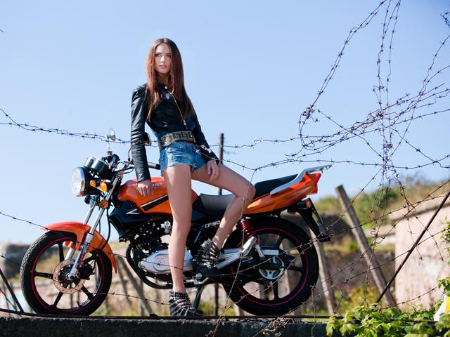 Мотоцикл CFMOTO 150 Leader