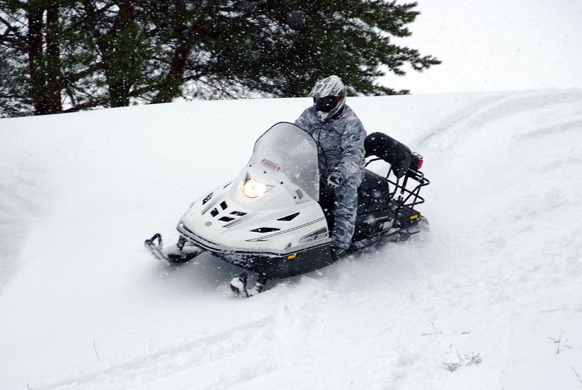 Надежность отечественных снегоходов