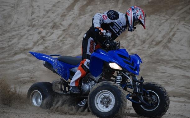 Недостатки легких квадроциклов с двухтактными двигателями