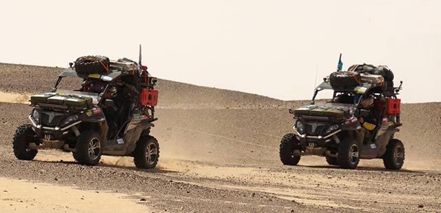 Пески Западной Сахары