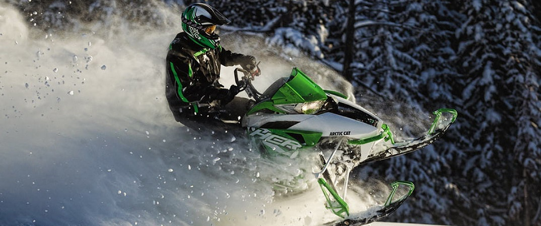 Улучшение технических характеристик снегохода