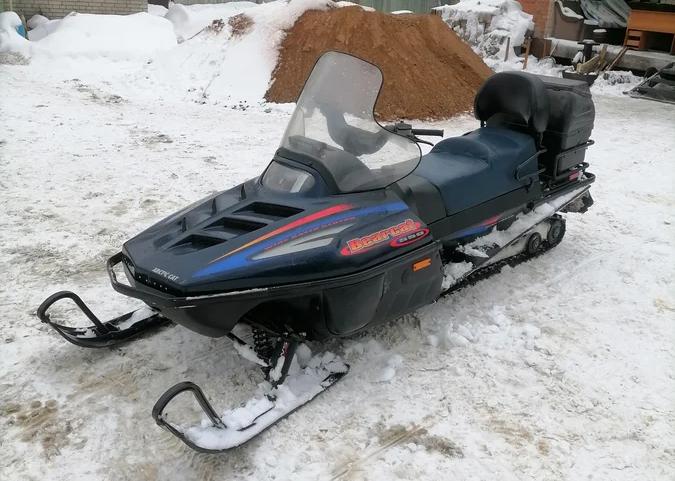 Снегоходы за 200 тысяч рублей – что выбрать