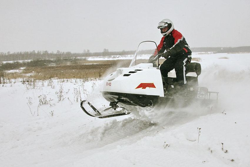 Купить снегоход за 200 тысяч