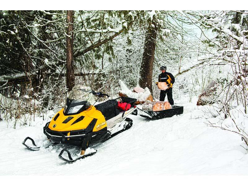 Оснащение  Тундра 300 F Ski Doo