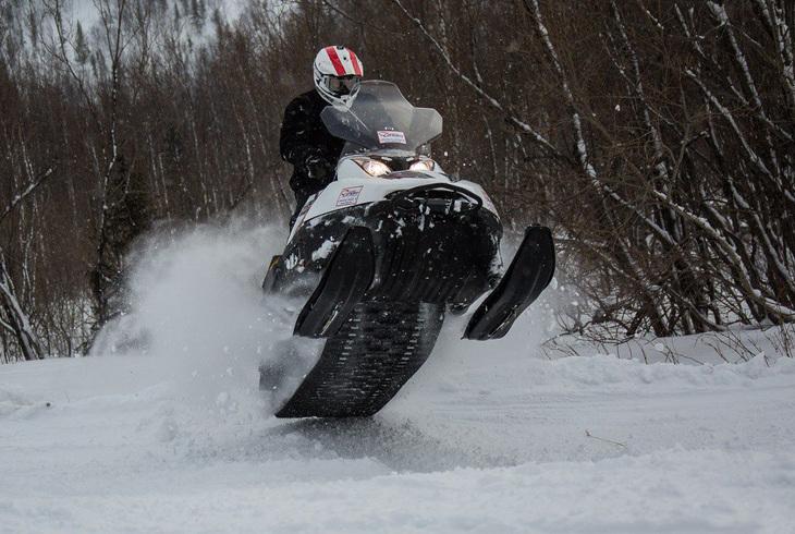 Снегоход Stels 625