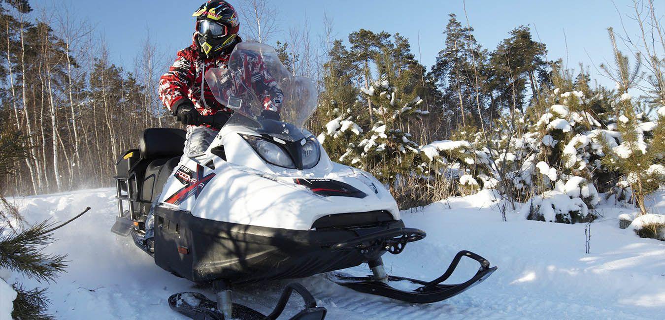 Снегоход Stels V 800 Росомаха