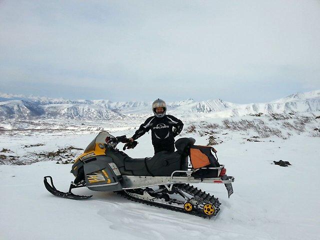 Снегоход Тундра LT 550 F Ski Doo