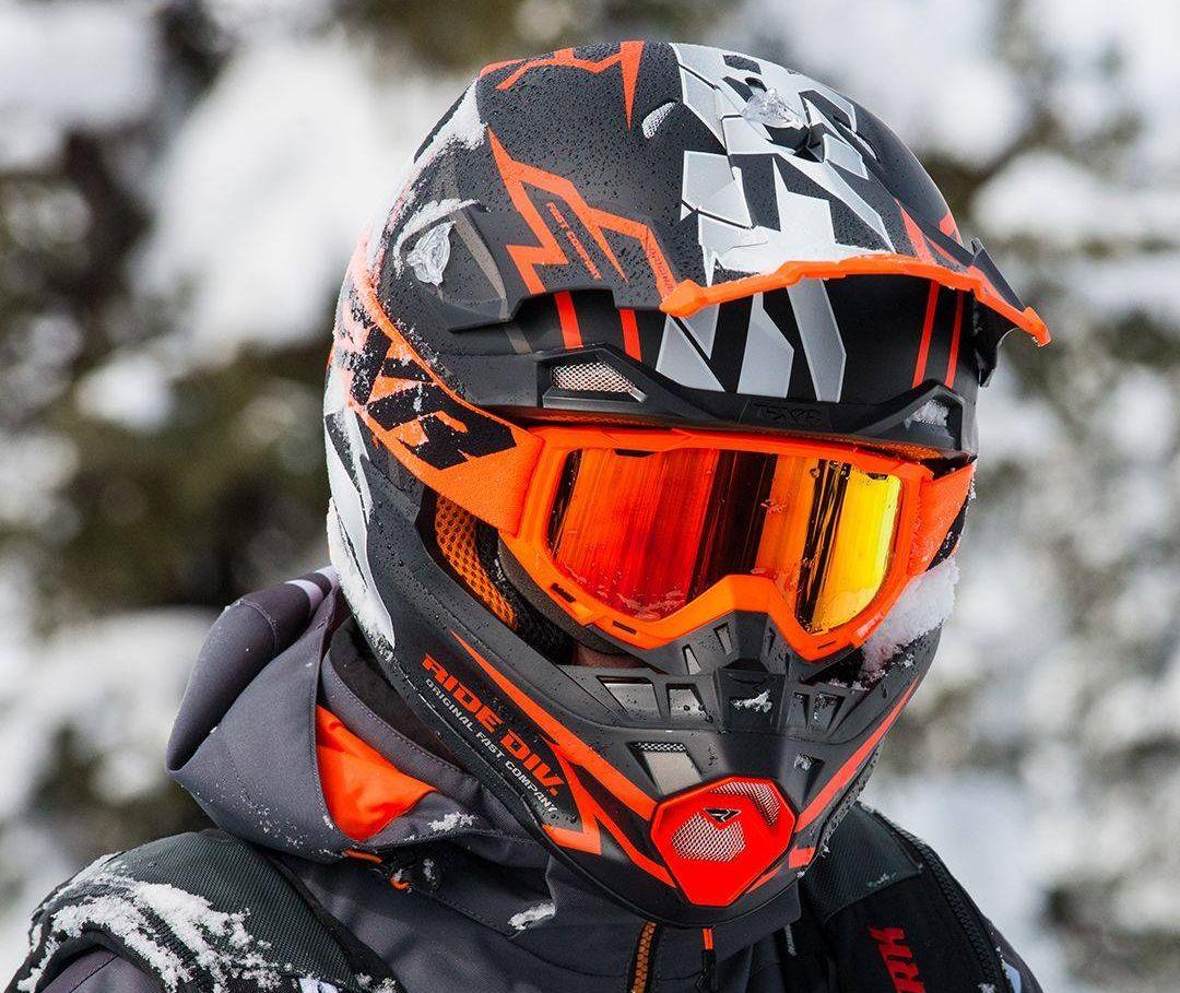 Зимний костюм для езды на снегоходе – как выбрать