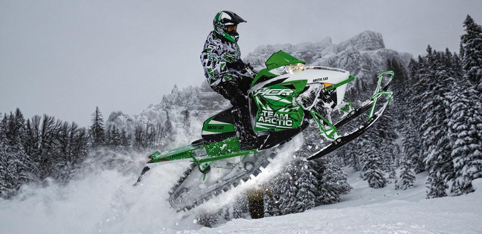 Производители горных снегоходов