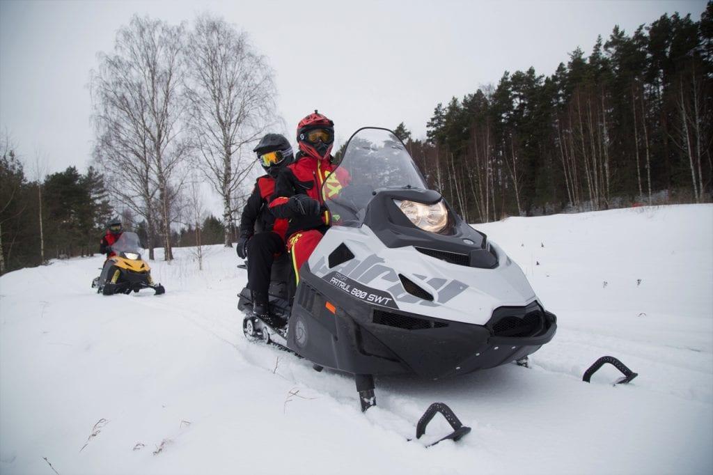 Российские снегоходы – обзор модельного ряда