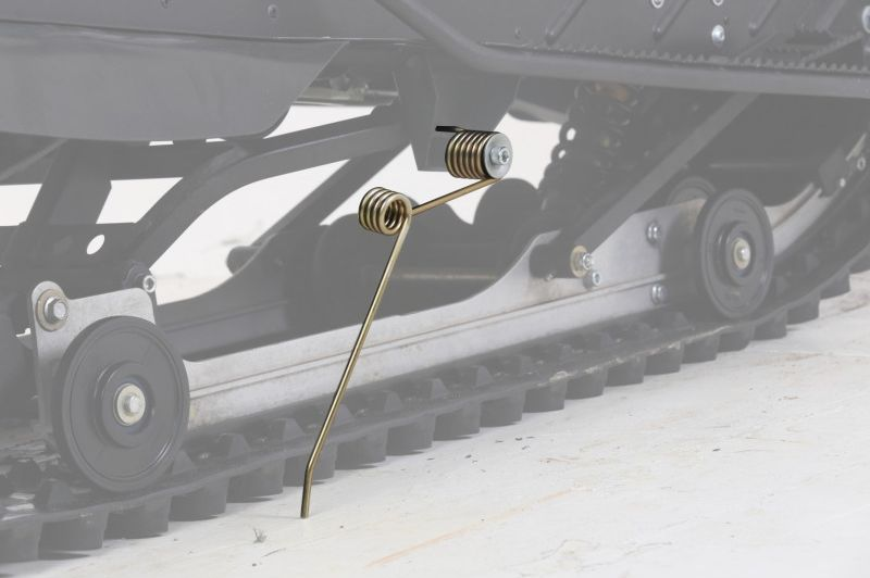 Склизы на снегоход – где находятся, когда их нужно менять, как подобрать и установить новые