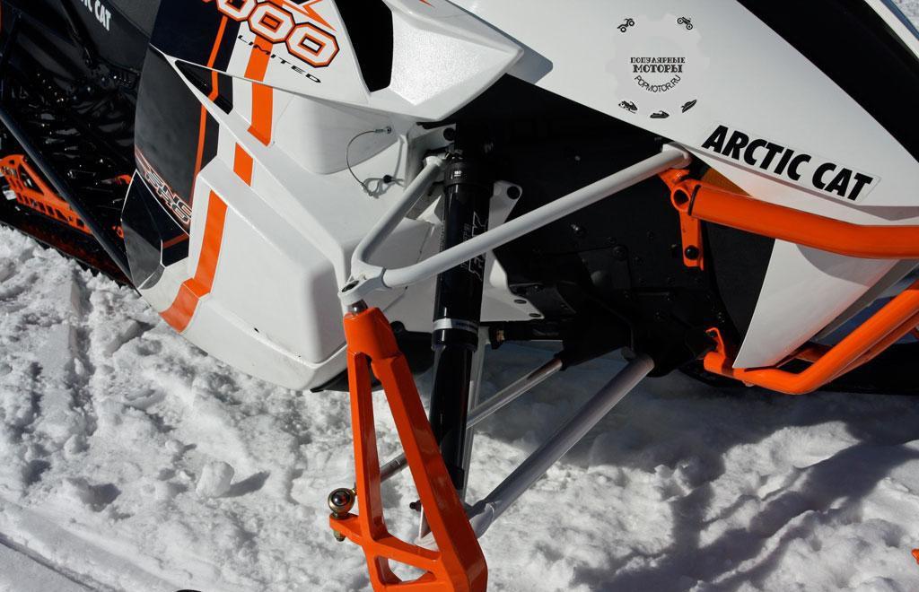Амортизаторы для снегоходов