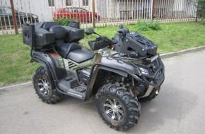 Квадроцикл CFMOTO X8 – Т 34