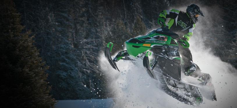 Лучшийе тест драйвы снегоходов