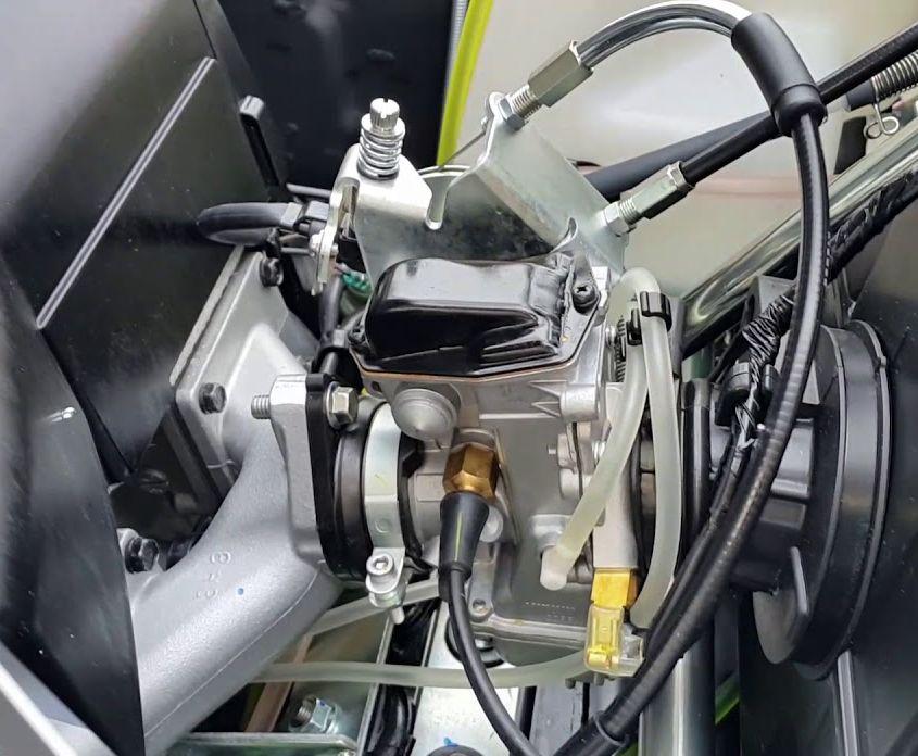 Моторы для снегоходов