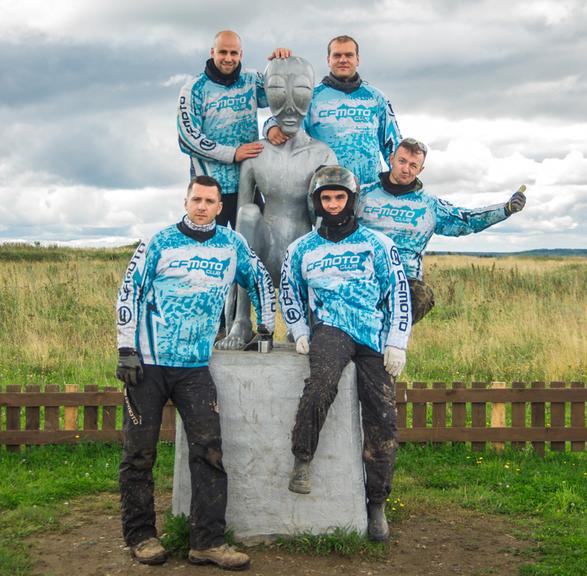 Путешествие команды CFMOTO Club в Перми фото3