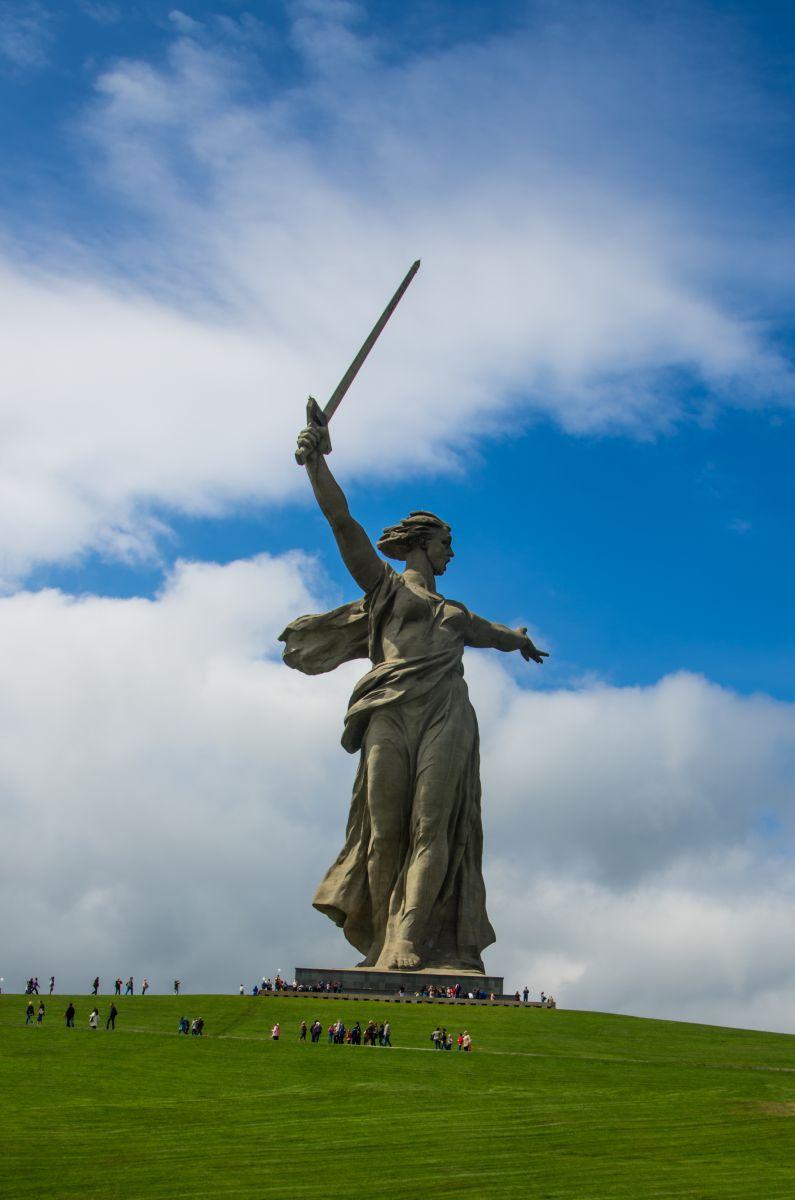 Путешествие Волгоград фото 1