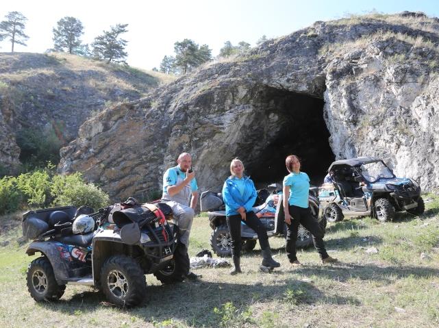 Путешествие на квадроциклах Грот Неандертальцев фото 2