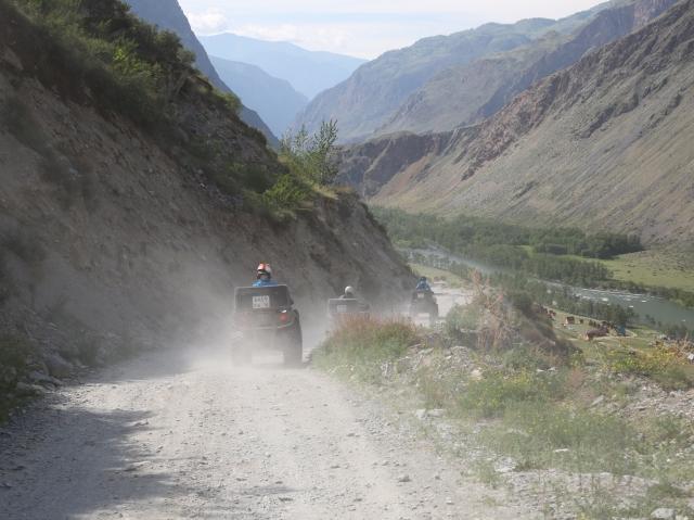 Долина реки Челышман с Вне зоны 3