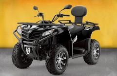 Квадроцикл CFMOTO X4 EFI