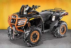 Квадроцикл 2017 Arctic Cat MUDPRO 1000 LIMITED