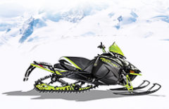 Снегоход 2018 Arctic Cat XF 6000 CROSS COUNTRY LTD ES