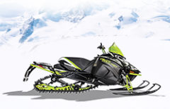 Снегоход 2018 Arctic Cat XF 8000 CROSS COUNTRY LTD ES