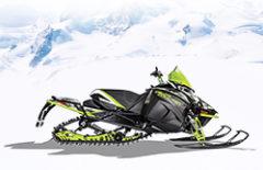 Снегоход 2018 Arctic Cat XF 8000 CROSS COUNTRY LTD ES