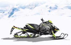 Снегоход 2018 Arctic Cat XF 8000 HIGH COUNTRY LTD ES
